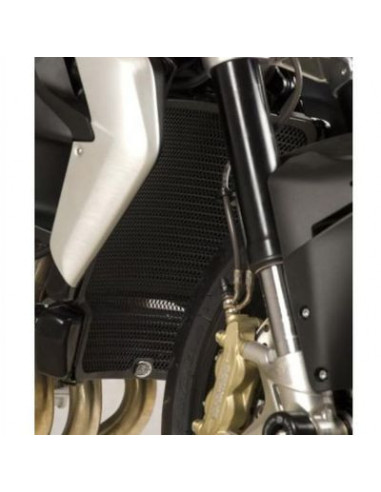Grille protection radiateur R&G...