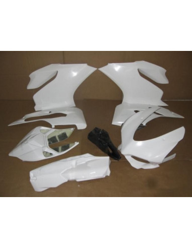 Pack carénage A.C. - Pack poly Ducati...