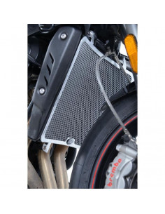 Grille protection radiateur...