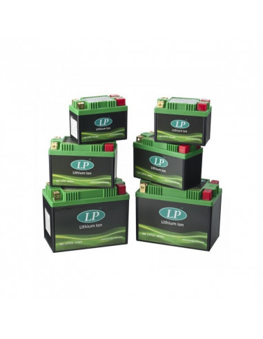 Batterie racing Lithium Ion LifePO4...