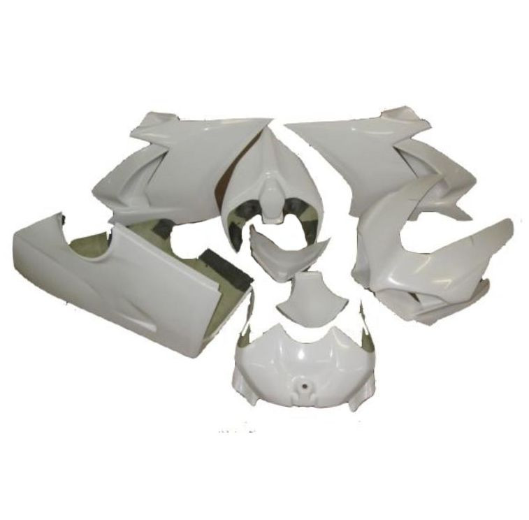 Pack carénage A.C. - Pack poly Ducati PANIGALE 1100 V4